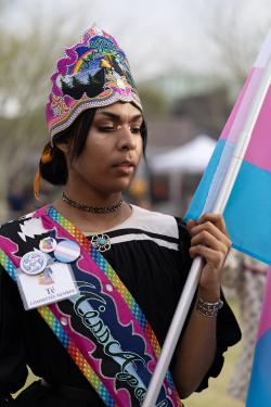 A New Day of Inclusion: Native PFLAG & Two-Spirit Powwows