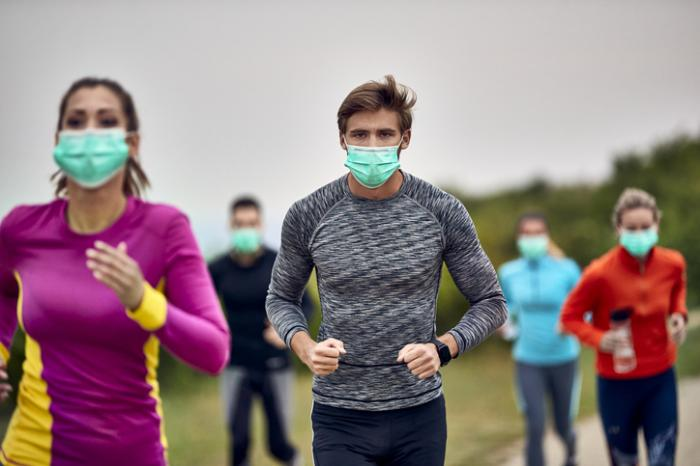 When the Pandemic Closes Your Gym, 'Come for the Party, Stay for the Workout'