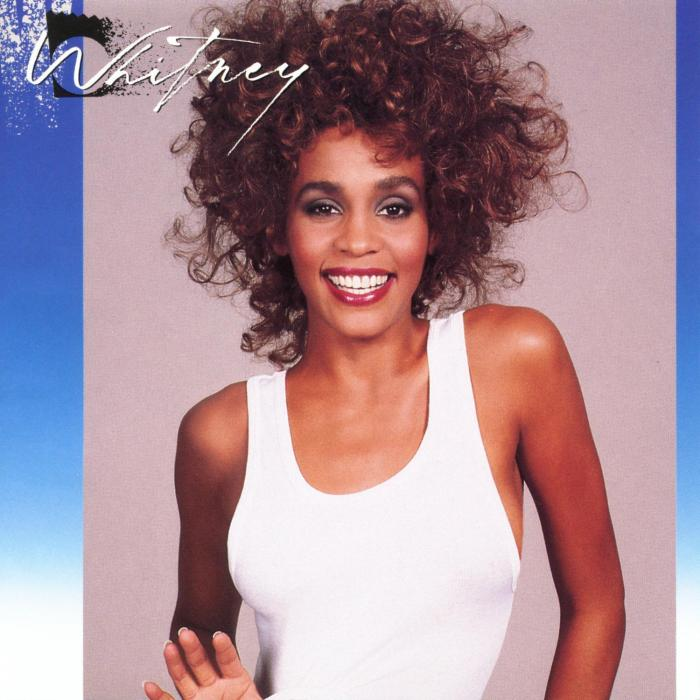 """Whitney"" by Whitney Houston."