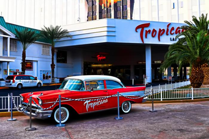 Bally's to Pay $308 Million for Tropicana Hotel on Las Vegas Strip