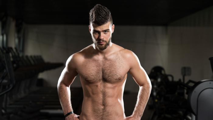 Gay Twitter Explodes in Solidarity over Hairy Chests