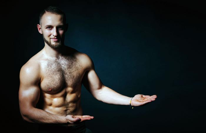 Not so 'Icky.' On Instagram, Men Celebrate Their Hairy Chests