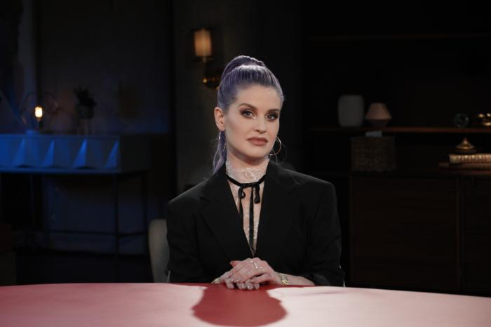 """Kelly Osbourne on """"The Red Table."""""""