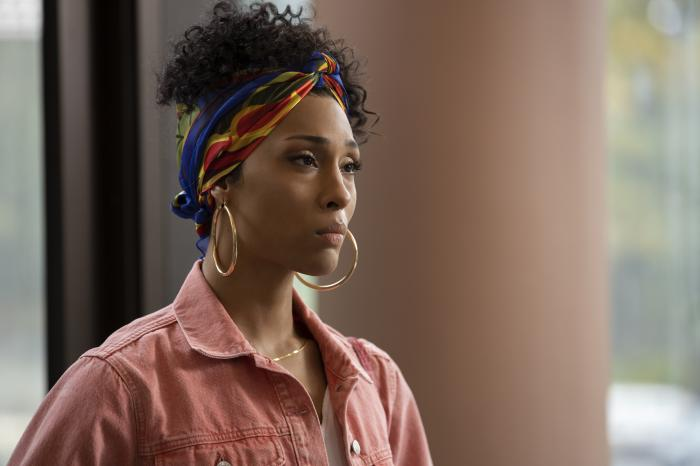 """Mj Rodriguez as Blanca in a scene from """"Pose."""""""