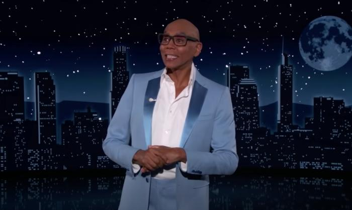 RuPaul had some advice for how to handle unruly airline passengers