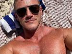 Luke Evans Shares Steamy New Selfie Amid Speculation Over Split with Boyfriend