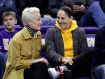 Sports Power Couple Megan Rapinoe and Sue Bird Engaged