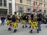 Proud Boys Appropriate Kilts Sold By Pro-LGBTQ Store, and They're Not Happy About It