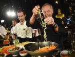'It Was So Frenetic.' HBO Max Follows Wolfgang Puck Catering