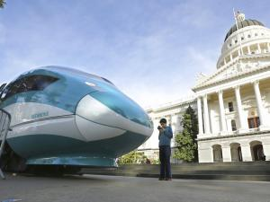 US Will Restore $1B for for California's Troubled Bullet Train