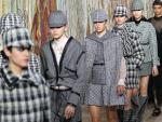Dior Returns to the Real-World Runway with Textured Show