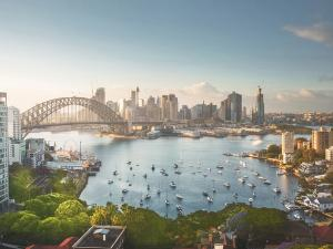 Quantas Moves Up Flights as Australia Expects Tourists Soon